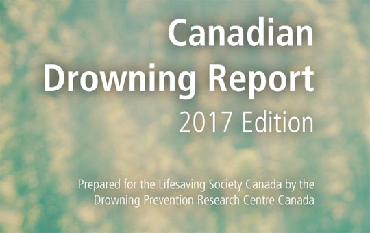 2017 drowning report